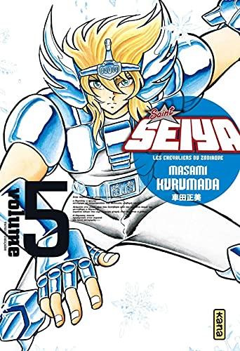 Saint Seiya - Deluxe (les chevaliers du zodiaque) - Tome 5