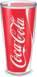 Tervis 1193632 Coca-Cola - Coke Can Insulated Tumbler with Wrap, Tritan, Clear