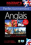 Harrap's méthode perfectionnement Anglais 2 CD + livre