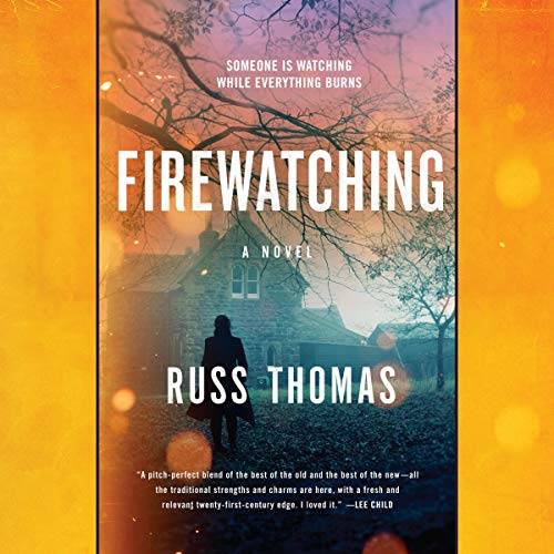 Firewatching audiobook cover art