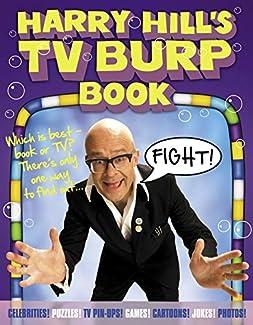 Harry Hill's TV Burp Book