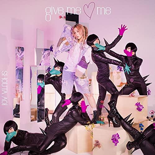 「give me♡me」(初回限定盤)