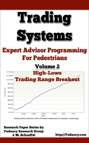 Expert Advisors Programming For Pedestrians - Volume 2: High-Lows Trading Range Breakout - Trading Systems (Trading Systems - Expert Advisors Programming For Pedestrians) (English Edition)