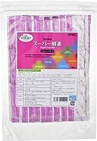 万成酵素 スーパー酵素 ヘルシータイプ 袋入り (2.5g×60包) 酵素 サプリ