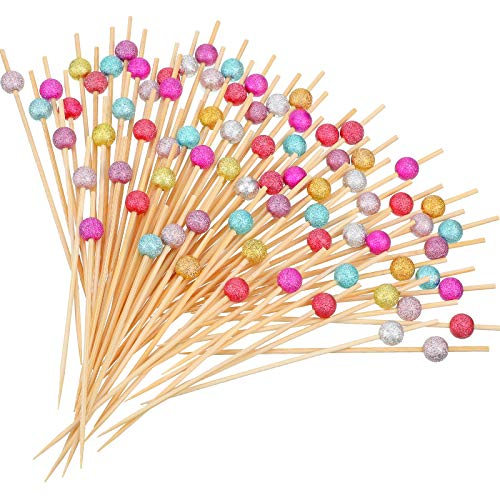 Faux Pearl Toothpicks (100 ct)