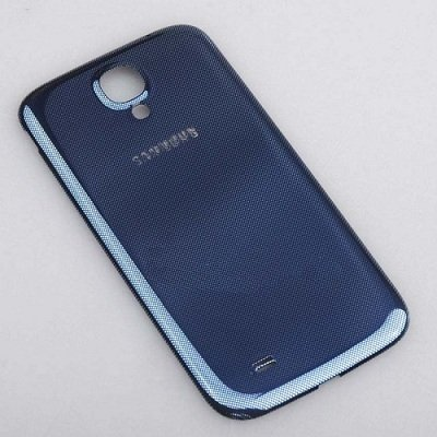 Best Shopper - Back Battery Housing Cover Door for Samsung Galaxy S4 I9500 - Blue