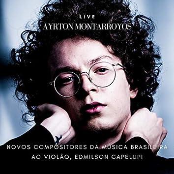 Novos Compositores da Música Brasileira (Ao Vivo)