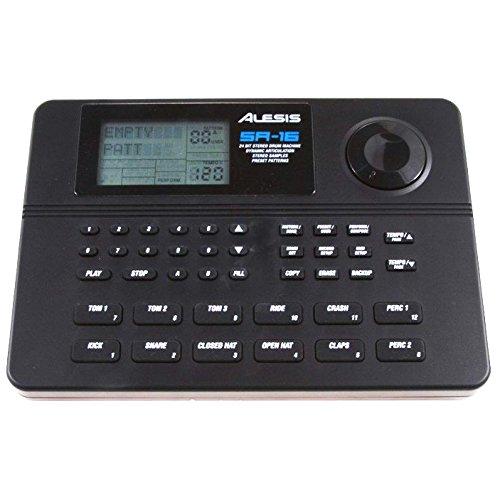 Alesisドラムマシン233音源内蔵SR-16