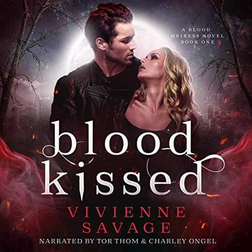 Couverture de Blood Kissed
