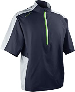 Sun Mountain Headwind SS Pullover