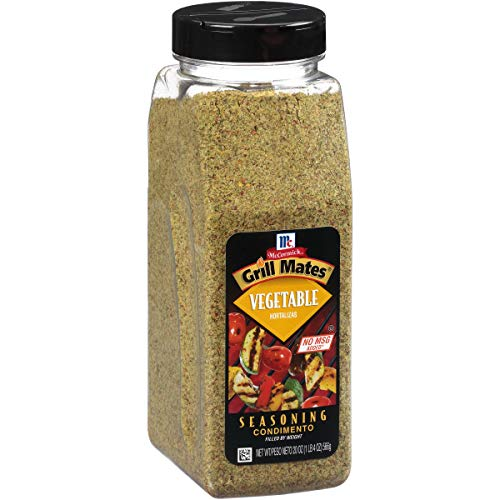 Mccormick Grill Mates Vegetable Seasoning, 590ml…