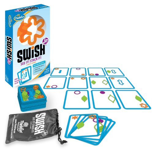 Think Fun - Tfswi2 - Casse-tête - Swish Junior