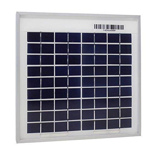 Phaesun Sun Plus 5 Polykristallines Solarmodul 5 Wp 12 V