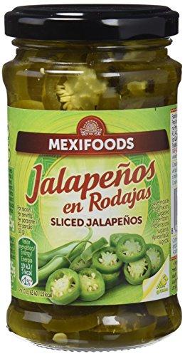 Mexifoods Encurtidos - 6 Paquetes de 225 gr - Total: 1350 gr