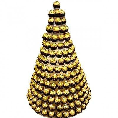 Redondo Ferrero Rocher Expositor por Super Cool Creación - Medium - 10 Tier