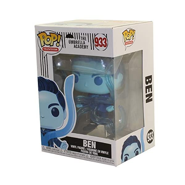 Funko Pop Ben Hargreeves (The Umbrella Academy 933) Funko Pop The Umbrella Academy