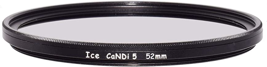 ICE 52mm Slim Candi-5 Filter CPL ND32 Combo Optical Glass Wide Angle 52