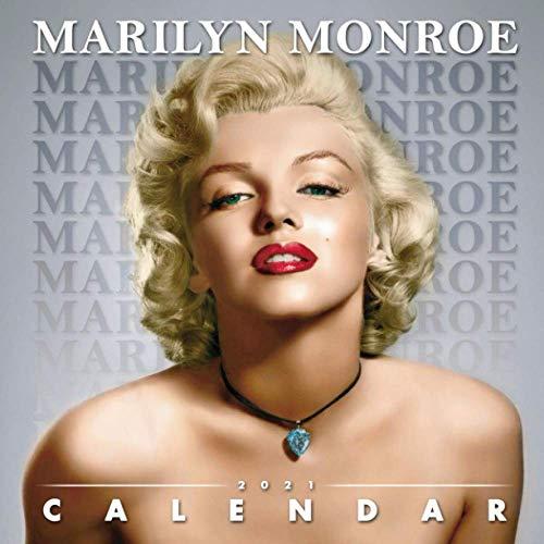 Marilyn Monroe: OFFICIAL calendar 2021-2022