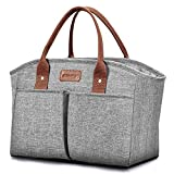 Best Work Lunch Boxes - Lunch Bags for Women Insulated Thermal Lunch Tote Review