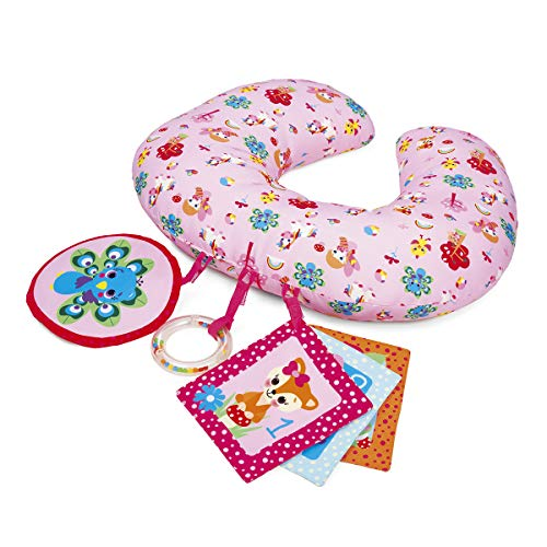 Chicco - Tummy Time Fantasy Forest Gymnastique, couleur rose (00007946100000)