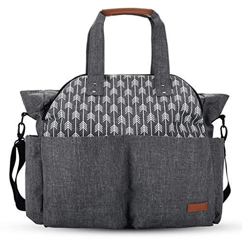 XXT-Nappy rugzak Mummy tas Crossbody tas Multifunctionele luiertas Baby uit de zak Hand schoudertas