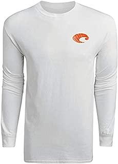 Mens Realtree Edge Logo Long Sleeve T-Shirt-Black
