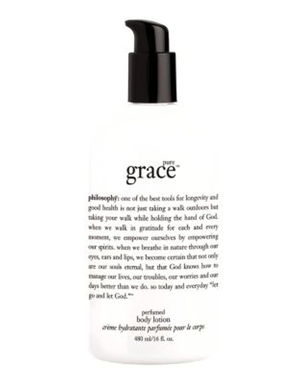 選択するデュアル陽気なphilosophy pure grace body lotion 480ml - 哲学純粋な恵みボディローション480ミリリットル (Philosophy) [並行輸入品]