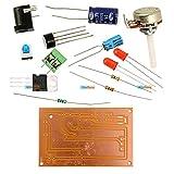 KitsGuru DIY Kit - Variable Power Supply : LGKT115 Mini Projects