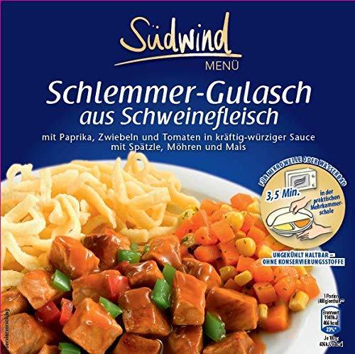 Kennenlernpaket - verschiedene Fertiggerichte für die Mikrowelle - Südwind Lebensmittel - 4