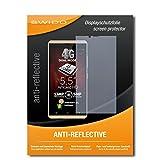 SWIDO Schutzfolie für Allview V2 Viper X+ [2 Stück] Anti-Reflex MATT Entspiegelnd, Hoher Festigkeitgrad, Schutz vor Kratzer/Bildschirmschutz, Bildschirmschutzfolie, Panzerglas-Folie