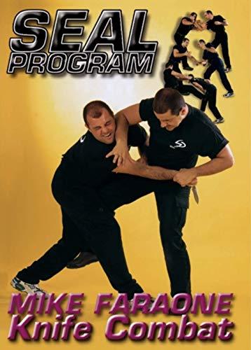 Seal Program Knife Combat DVD by Mike Faraone