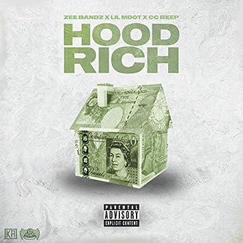 Hood Rich (feat. Lil Mdot & CC Beep)
