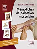 Mémofiches de palpation musculaire (MA.MED.MANU/SPO) - Format Kindle - 24,99 €
