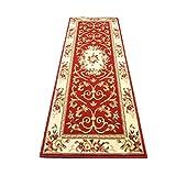 miwaimao Alfombra de pasillo para habitación, alfombra de cocina moderna (tamaño 0,8 x 3 m), 1 x 1,5 m
