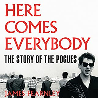 Here Comes Everybody audiobook cover art
