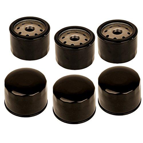 OuyFilters Ölfilter für Briggs & Stratton 492932 492056 492932S 695396 696854 795890 John Deere GY20577 AM125424 Kawasaki 49065-7007