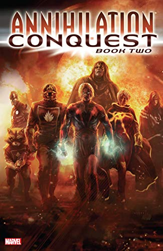 Annihilation: Conquest: Book Two (English Edition)