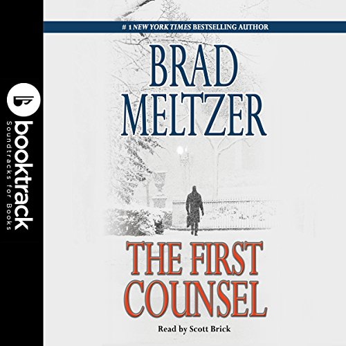 First Counsel audiobook cover art