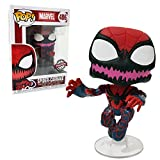 Funko 486 Marvel Spiderman Spider-Carnage Exclusive Pop Vinyl Figure...