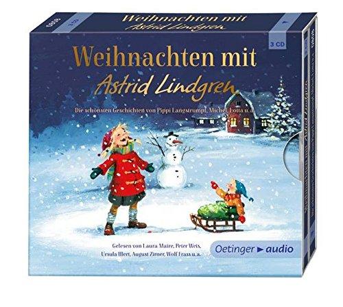 Weihnachten mit Astrid Lindgren (3 CD): Lesungen