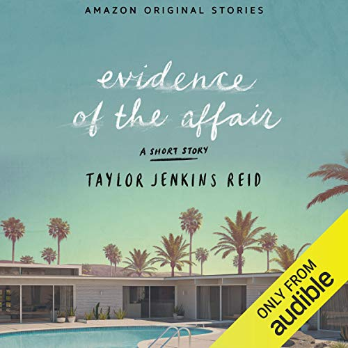 Couverture de Evidence of the Affair