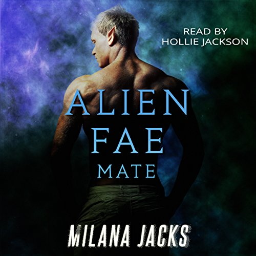 Alien Fae Mate audiobook cover art