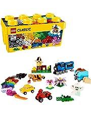 LEGO Classic 10696 - Middelgrote bouwstenen box, educatief speelgoed