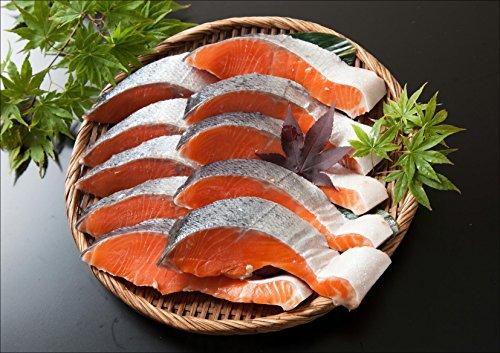 銀鮭 切り身(冷凍)