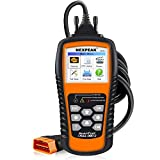 NEXPEAK Car Universal OBDii Scanner Automotive OBD2 NX501 Code Reader OBDII Diagnostic Car