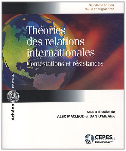Image OfTheories Des Relations Internationales 2 E Edition Revue Et Aug