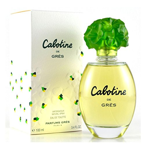 Parfums Grès Cabotine Eau de Toilette Natural Spray, 100 ml