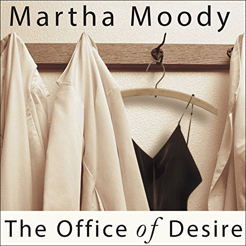 The Office of Desire audiobook cover art