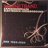 Various - Magnetband - Experimenteller Elektronik-Underground DDR 1984-1989 - Bureau B - LP 135281 BB253