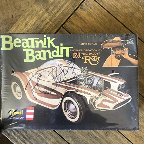 "Revell 1279 Beatnik Bandit - Ed ""Big Daddy"" Roth Creation - Plastic Model Kit - 1:25 Scale"